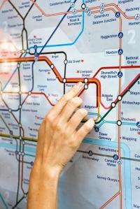 London UndergroundMedium